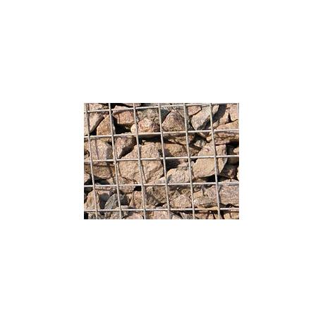 ŽULA růžovo šedá granit