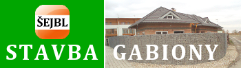 Stavba Gabiony, Jiří Šejbl
